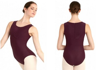 capezio 10483w downtown leotard