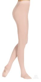 eurotard 210 plus size convertible tights