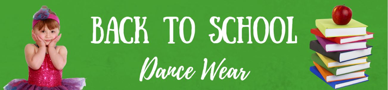 back to school discount dance wear