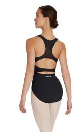 capezio 10254 adult drop waist leotard medium center
