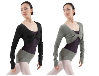 bloch z6509b adult long sleeve top color swatch