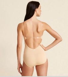 3565 camisole leotard with brater