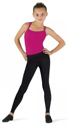 bloch cp1958 jeanie legging black