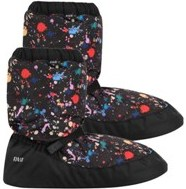 bloch im009 booties paint splatter