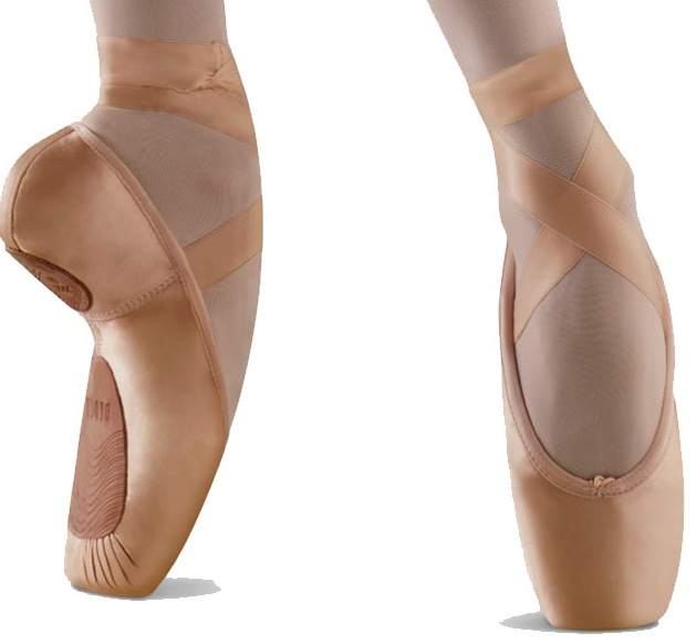 bloch so172 eurostretch pointe shoes