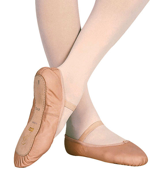 bloch s0205 girls ballet slippers