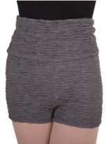 body wrappers p406 adult high waist short color swatch