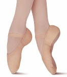capezio 207 gracie full sole ballet slippers color swatch