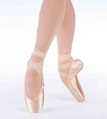 Image result for ballerina pointe shoes