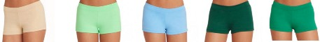 capezio tb113c team basics childrens boy cut low rise shorts color swatch 3