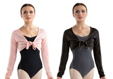 bloch crop top shrug