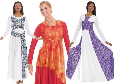 Worship - Praise - Liturgical Dancewear - New Items