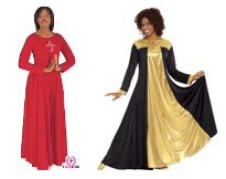 Eurotard Worship - Praise - Liturgical Dancewear - Dresses