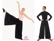 Eurotard Worship - Praise - Liturgical Dancewear - Pants & Jumpsuits