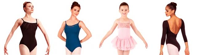 Bloch-Leotards
