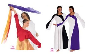 Eurotard - Worship - Praise Liturgical Dancewear - Clearance