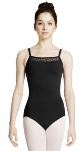 Body Wrappers 109 Child Long Sleeve Leotard - Nude