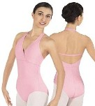 Eurotard 33775 Bette Tactel Halter Leotard