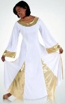 Body Wrappers 575 Polyester Praise Robe