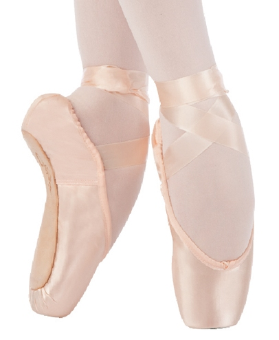Capezio x126 tiffany pointe shoes