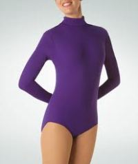 Body Wrappers 101 Child Turtleneck Leotard