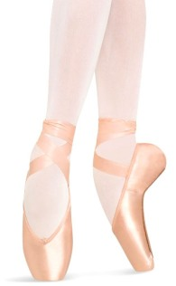 bloch s0180l heritage pointe shoes