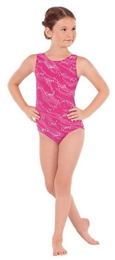 eurotard 3089 sequin waves gymnastics tank leotard,gymnastics leotard
