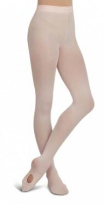 capezio 1916c childrens ultra soft transition tights