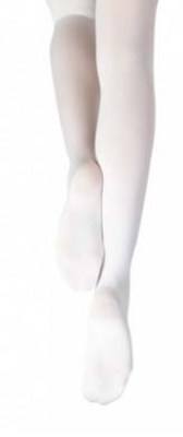 capezio 1825c chidrens studio basic footed tight