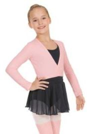 eurotard 10523c child cotton wrap sweater,dance knitwear,knit ...