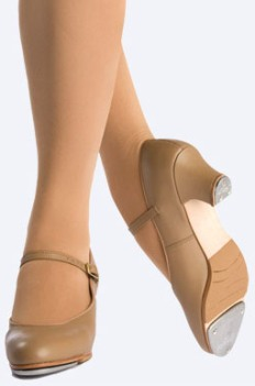 Capezio 561 Jr. Footlight Tap Shoe