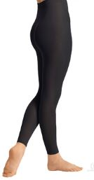eurotard 212p plus size euroskins footless tights