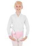 eurotard 72523c child classic dance wrap sweater,dance wrap sweater