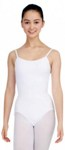 capezio cc100 classic leotard with fully adjustable straps