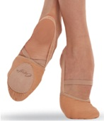 capezio h061 pirouette II canvas lyrical shoes