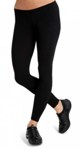 capezio cc751 adult low rise ankle leggings