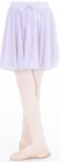 capezio n1417c child pull on circular skirt