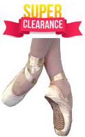 FUZI- 3/4 Shank Pointe Shoe - CLEARANCE