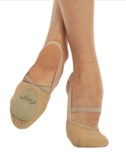capezio h062 pirouette II leather lyrical shoes