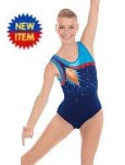 eurotard 32008 phoenix gymnastics tank leotard,fashion leotard,leotard
