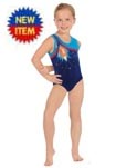 eurotard 32008c child phoenix gymnastics tank leotard