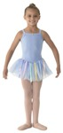 mirella m1051 ribbon trim tutu dress