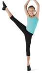 bloch cp6903 girls okeanos capri leggings