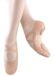 bloch s0625l synchrony canvas ballet shoe
