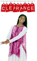 eurotard 50848 jewel collection praise tunic