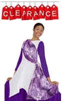 eurotard 50122 jewel collection praise drape tunic