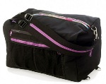 capezio b164 metamorphosis duffle bag / backpack