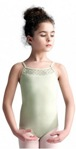 capezio mc811c meryl collection child strappy camisole leotard