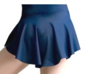 capezio mc814w meryl collection circle skirt