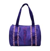 horizon dance 1419 ruffel duffel purple